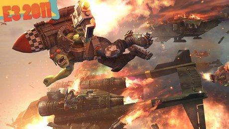 E3: Gramy w Warhammer 40,000: Space Marine