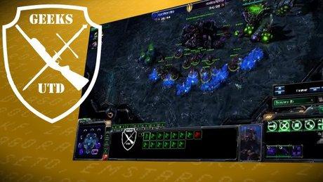 GeeksUTD: Zerg vs Zerg w SC2