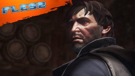 Corvo dalej wymiata – nowy gameplay z Dishonored 2. FLESZ – 15 września 2016