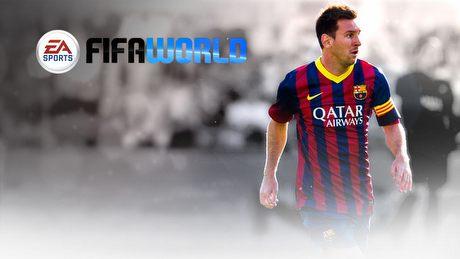 Gramy w FIFA World - darmow� wersj� pi�karskiego hitu