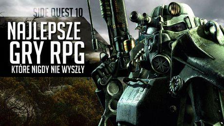 Najlepsze gry RPG, które... nigdy nie wyszły - Side Quest #10