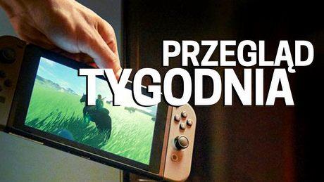 Przegląd Tygodnia - grom informacji o nowej konsoli Nintendo!