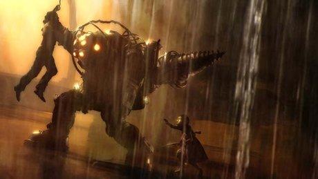 Gramy w BioShock 2 - ucieczka