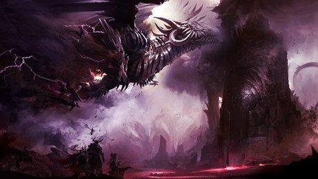 Zabijamy smoka w Guild Wars 2!