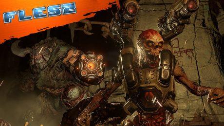 Doom w akcji - czy wersja alfa dobrze rokuje? FLESZ - 27 października 2015