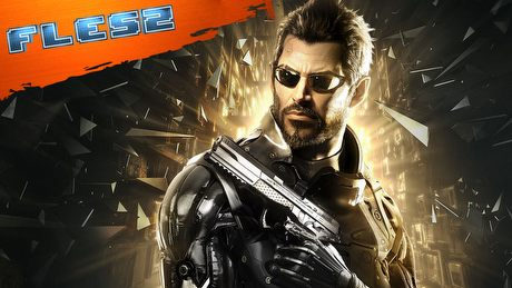 Nowy gameplay z Deus Ex: Mankind Divided! Watch Dogs 2 oficjalnie! FLESZ - 9 czerwca 2016