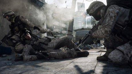 Battlefield 3 - polska wersja, samoloty i czołgi