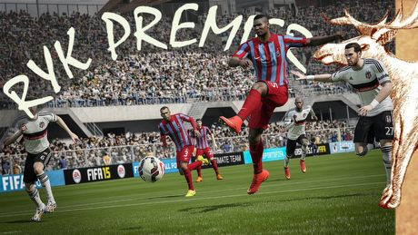 FLESZ: Ryk Premier � 22 wrze�nia. FIFA od teraz z emocjami!