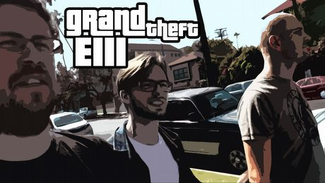 Grand Theft EIII - 3 zbirów z Polski kontra Ameryka