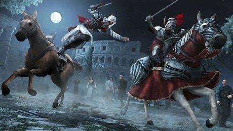 Gramy w Assassin's Creed: Brotherhood