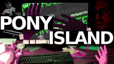 Kl�twa Pony Island � mi�dzy creepypast� a �artem w stylu Undertale