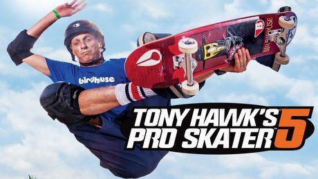 Wideorecenzja Tony Hawk Pro Skater 5! Seria zalicza glebę