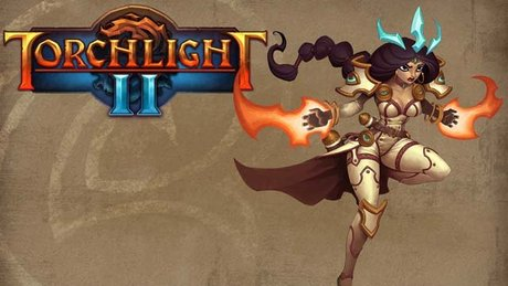 Gramy w Torchlight II - Akt 2