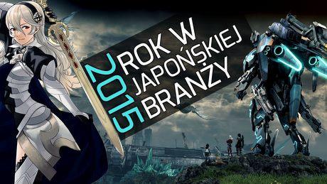 Jaki był rok 2015 dla japońskiej branży gier?