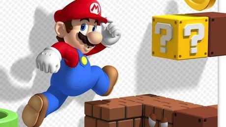 Gramy w Super Mario 3D Land