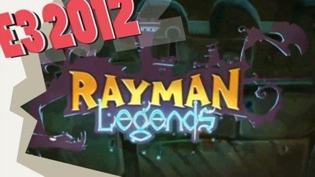 E3: Gramy w Rayman Legends