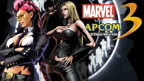 Gramy w Marvel vs Capcom 3