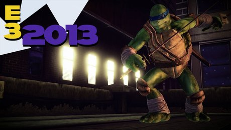 E3: Gramy w Teenage Mutant Ninja Turtles: Out of the Shadows
