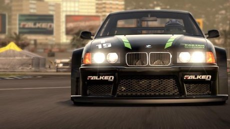 Gramy w Need for Speed: Shift - tuning i drift