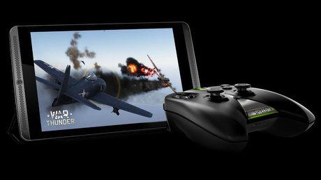 Pierwsze spotkanie z tabletem Nvidia Shield � nowy gad�et dla graczy