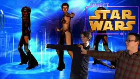 Walczymy i tańczymy z Kinect Star Wars