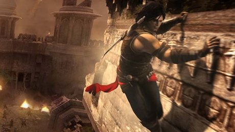 Gramy w Prince of Persia