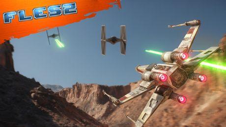 Gwiezdne wojny w natarciu – nowe filmy i sukces Battlefronta. FLESZ – 4 stycznia 2016