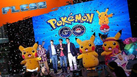 Pokomon GO powraca – 80 nowych poków. FLESZ – 16 lutego 2017