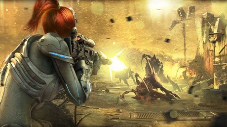 StarCraft II: Heart of the Swarm - Starcie Tytan�w [2/2]