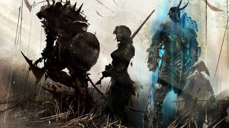 Guild Wars 2 Beta - Stolice