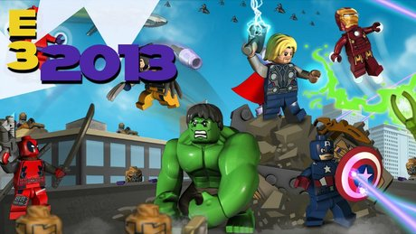 E3: Gramy w LEGO Marvel Super Heroes