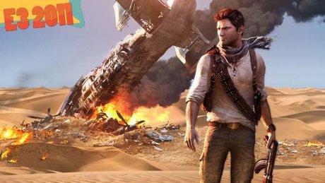 E3: Uncharted 3 w multiku