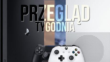 Walczą jak nierówny z równym - Xbox One S vs PS4 Pro w PRZEGLĄDZIE TYGODNIA