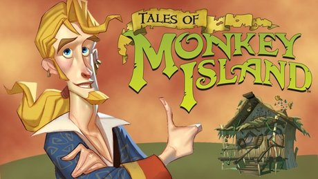 Gramy w Tales of Monkey Island