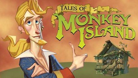 Gramy w Tales of Monkey Island