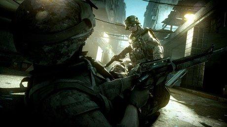 Multik w Battlefield 3 - potyczki w mieście
