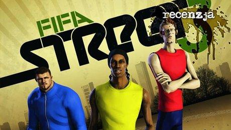 Recenzja FIFA Street 3
