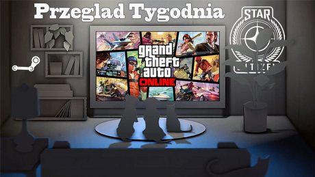 Przegląd Tygodnia - Steam, GTA Online, MGS V