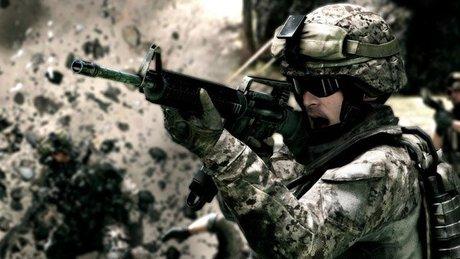 Battlefield 3 - walka na otwartym terenie