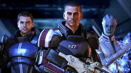 Na luzaku - Mass Effect 3 Demo - Multiplayer