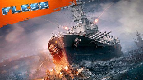Gramy w statki? Data premiery World of Warships. FLESZ – 4 września 2015