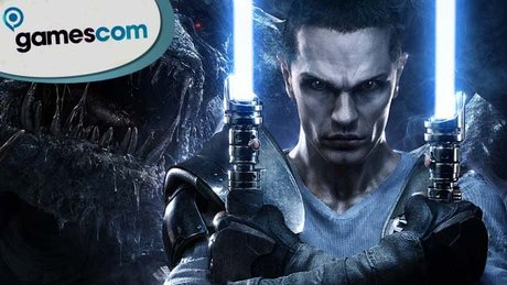Gramy w Star Wars: The Force Unleashed 2 - gamescom