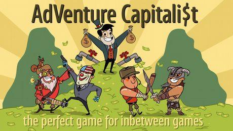 Darmowy hit Steama, czyli mała zabawa w dużego kapitalistę. Testujemy AdVenture Capitalist