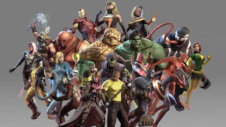 Gramy w Marvel: Ultimate Alliance 2
