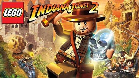 Gramy w LEGO Indiana Jones 2