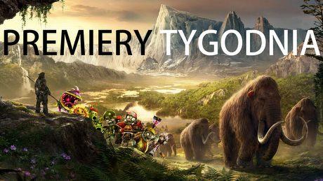 Far Cry z mamutami, kwiatki kontra zombie � PREMIERY TYGODNIA