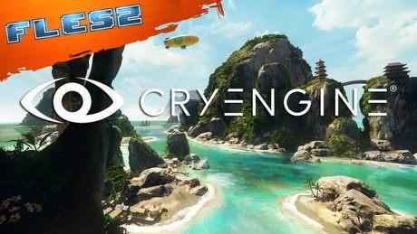 Jak CryEngine V zmieni grafikę w grach? FLESZ 17 marca 2016