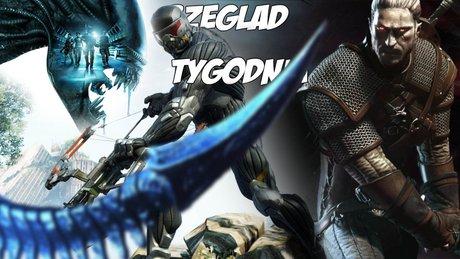 Przegląd Tygodnia - Wiedźmin 3, Crysis 3, Dead Space 3