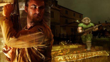 Zombie w Ravenholm. Strzelankowe etapy, które urzekły Arasza