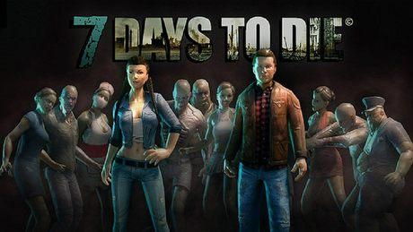 7 Days to Die - zombie spotykają Minecrafta